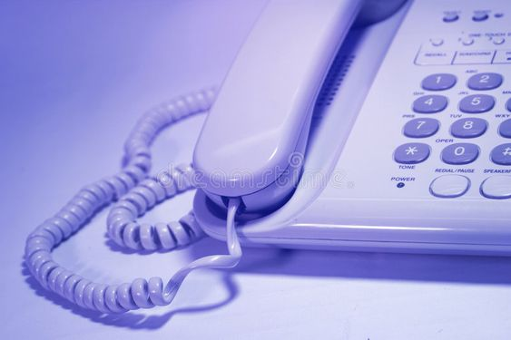 Aargon Recovery - a telephone