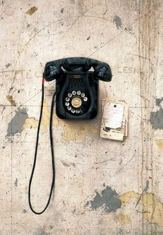 Accelerated Receivables - a black telephone