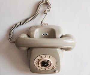 Action Financial Services - a telephone
