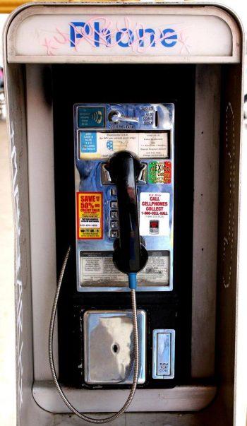 Allen Daniel Associates - payphone