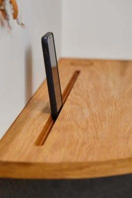 Atlantic Credit and Finance - a black smartphone