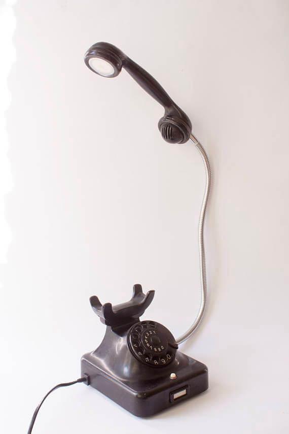 Bass & Associates - a black telephone